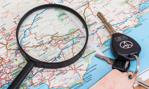Is een GPS tracker legaal?